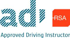 RSA Approved Driving Instructor Logo