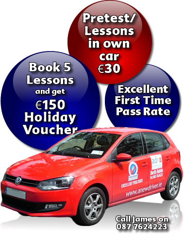 Driving School Finglas