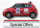 Driving Lesson Special Offers