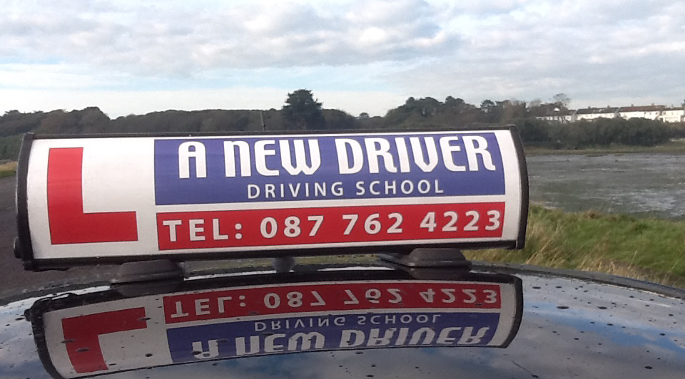 a new driver driving lessons dublin