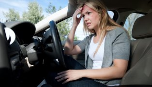 How To Stay Cool During Your Driving Test