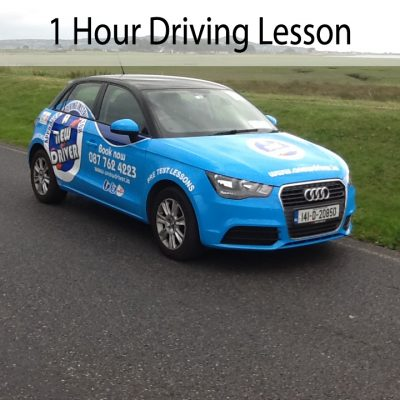 a new driver 1 hour lesson ecommerce images