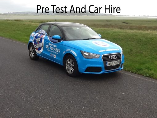 a new driver pre test ecommerce images