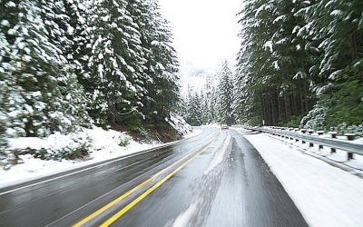 Driving In The Snow: What You Need To Know
