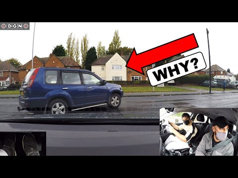 25 Ludicrous Ways Individuals Have Failed Their Driving Exam.