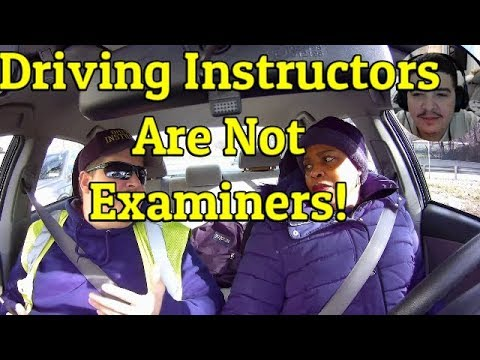 How Is The Dublin Driving Exam Scored?