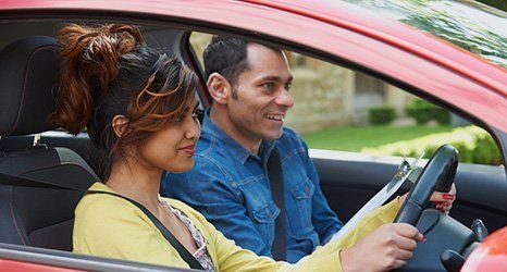 Is passing driving test hard?