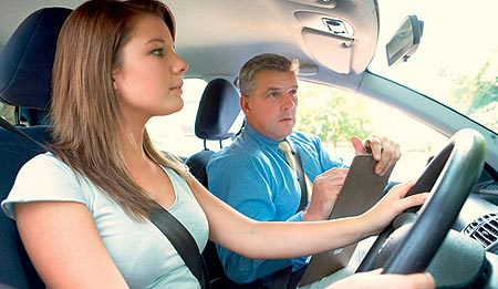Beginner Driving Lessons