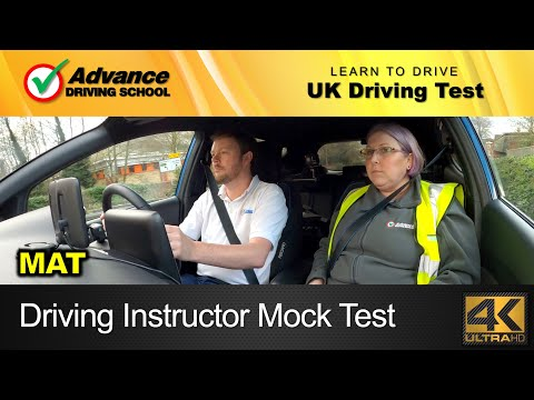 What is the hardest part of a driving test?