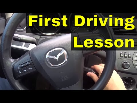 Assisting Teenagers Find Out To Drive.