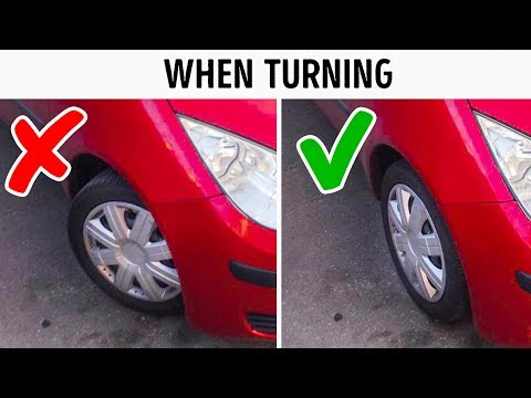 10 Things People Constantly Fail On Their Driving Test.