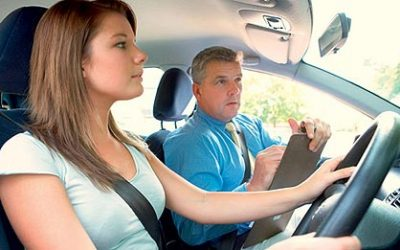 Driving Test Details.
