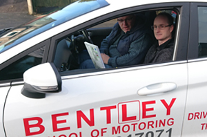 More Than 4 In 10 Individuals Fail Driving Test.