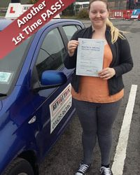 Why New Drivers Fail Their Driving Test
